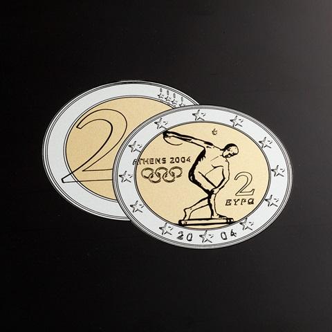 Leuchtturm Münzkassette Volterra Trio Deluxe Schwarz Für 105 Münzen